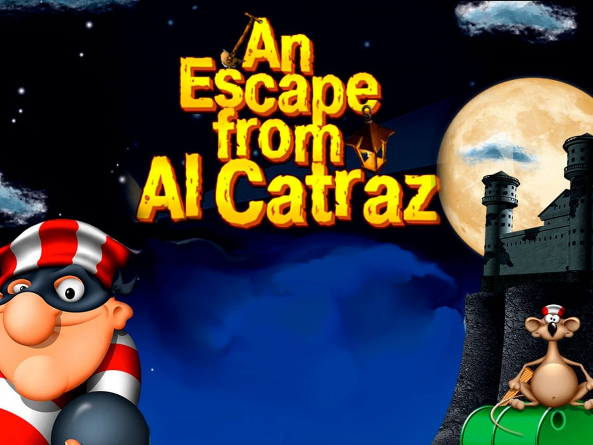The An Escape from Alcatraz Online Slot Demo Game by Belatra Games