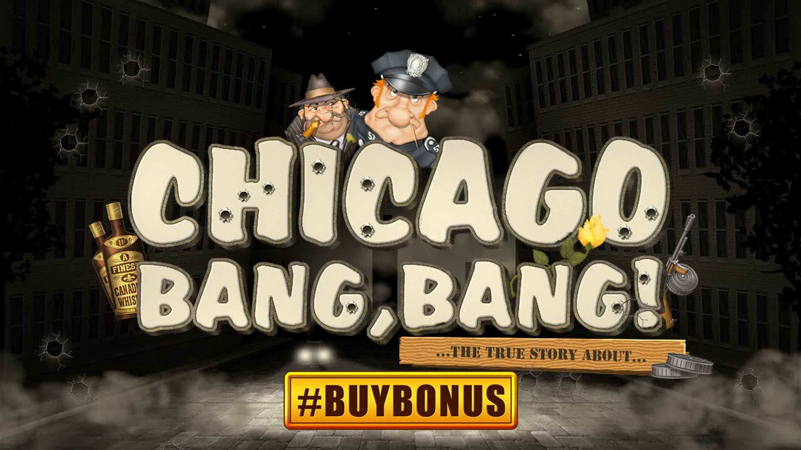 The Chicago Bang Bang Online Slot Demo Game by Belatra Games