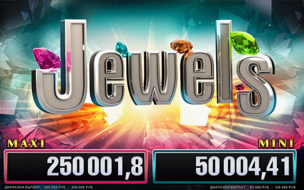 The Jewels Online Slot Demo Game by Belatra Games