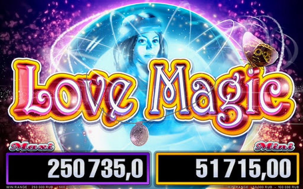 The Love Magic Luxe Online Slot Demo Game by Belatra Games