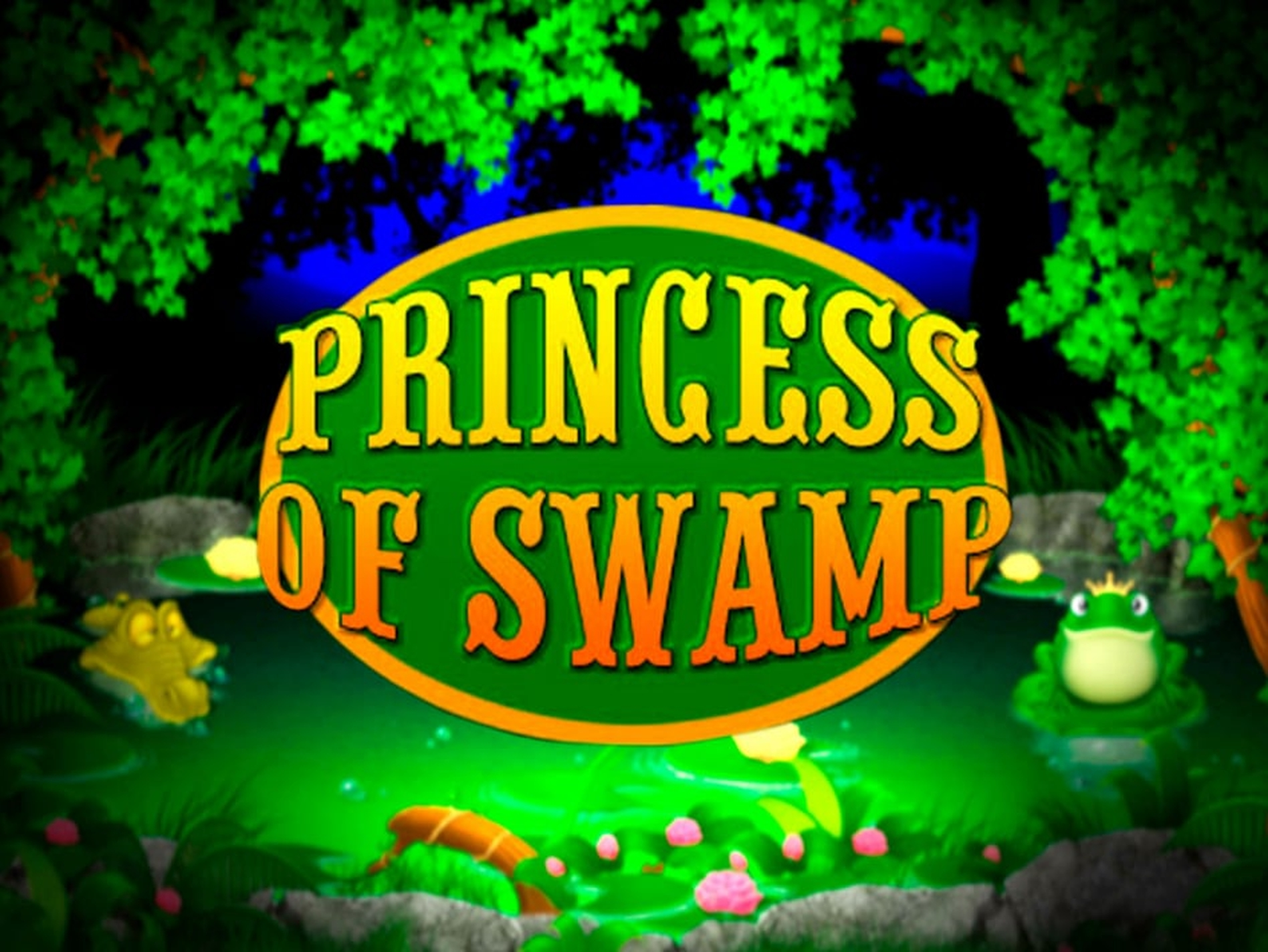 The Princess of Swamp Online Slot Demo Game by Belatra Games