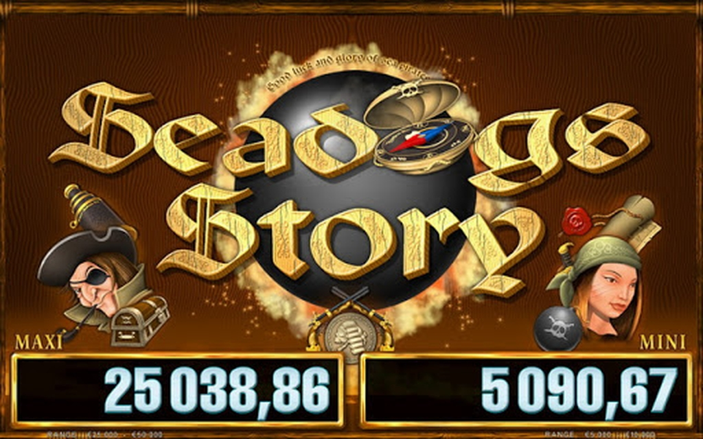 The Seadogs Story Luxe Online Slot Demo Game by Belatra Games
