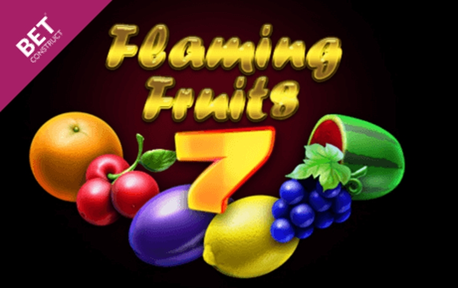 The Flaming Fruits (BetConstruct) Online Slot Demo Game by Betconstruct