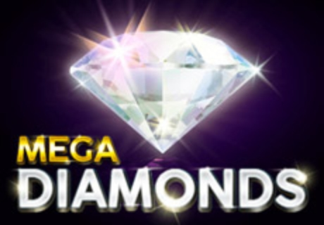 The Mega Diamonds Online Slot Demo Game by Betconstruct