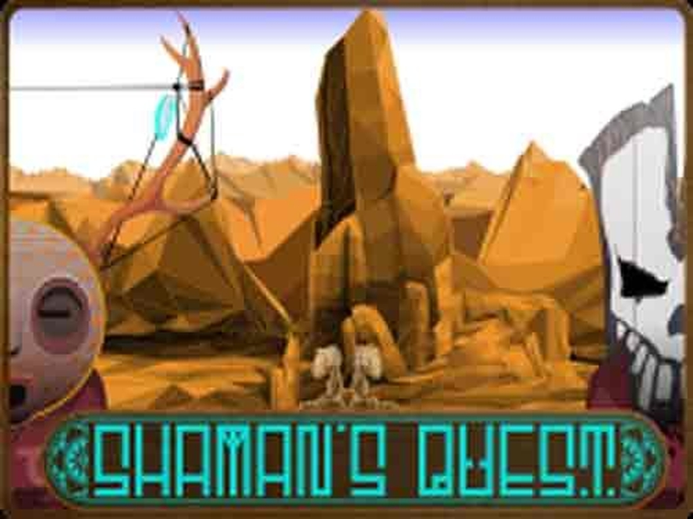The Shamans Quest Online Slot Demo Game by Betconstruct