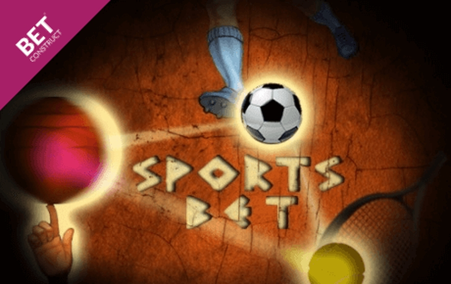 The SportsBet Online Slot Demo Game by Betconstruct