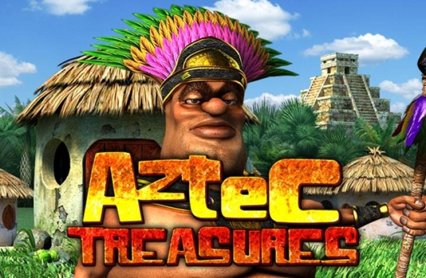 The Aztec Treasures Online Slot Demo Game by Betsoft