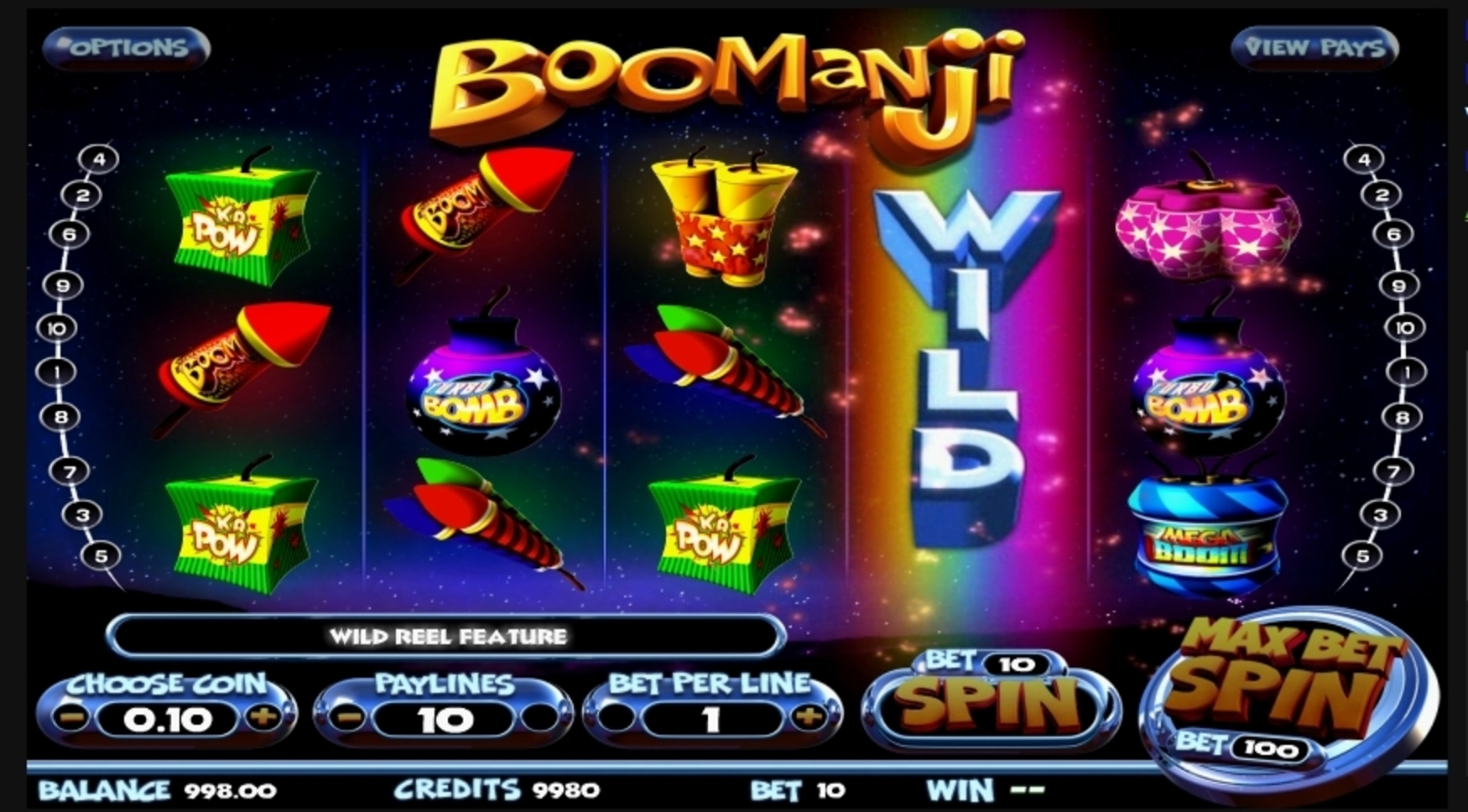 Win Money in Boomanji Free Slot Game by Betsoft