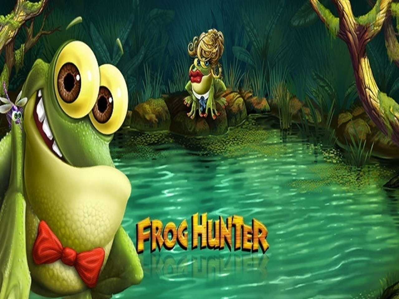 The Frog Hunter Online Slot Demo Game by Betsoft