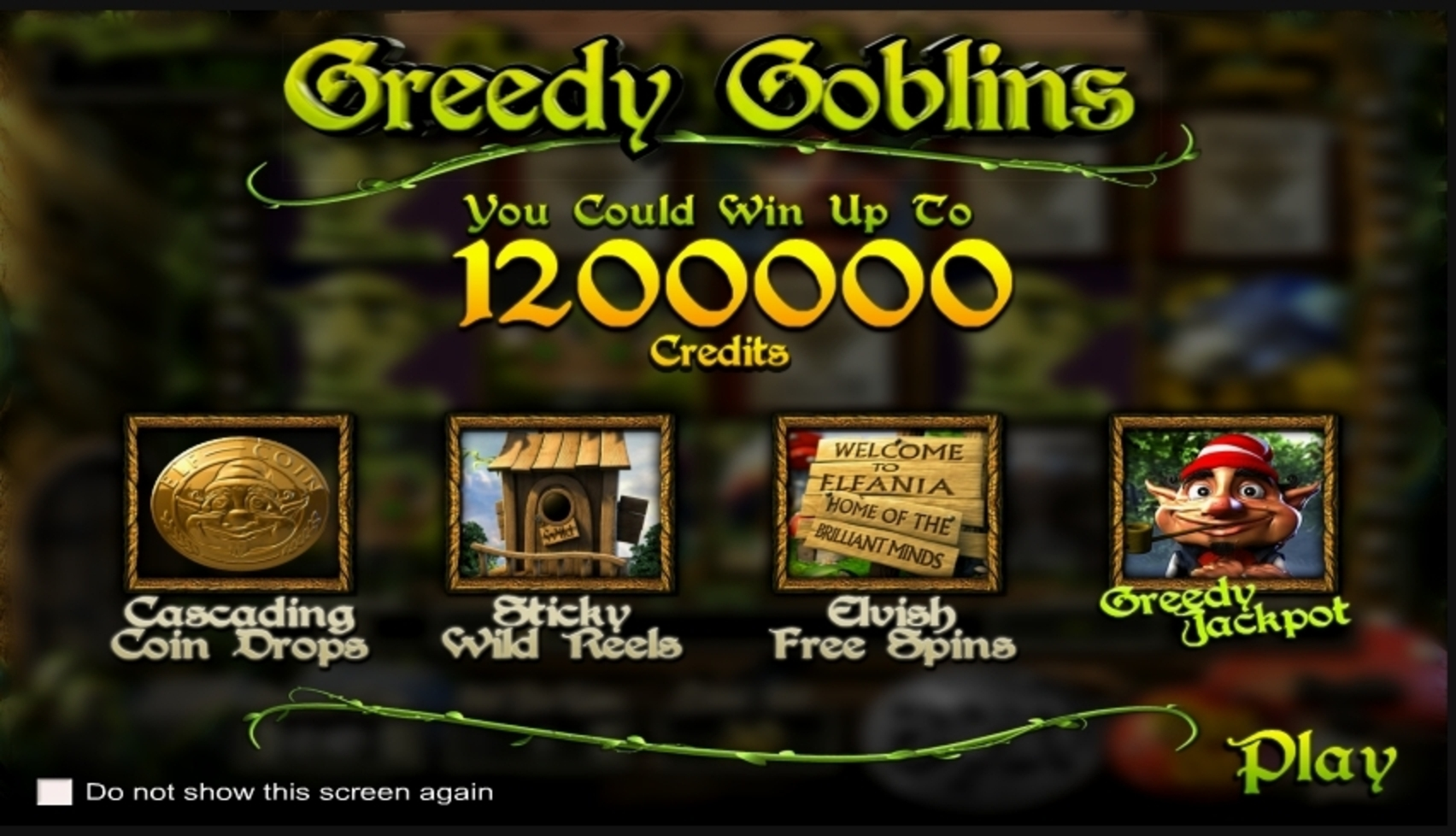 Play Greedy Goblins Free Casino Slot Game by Betsoft
