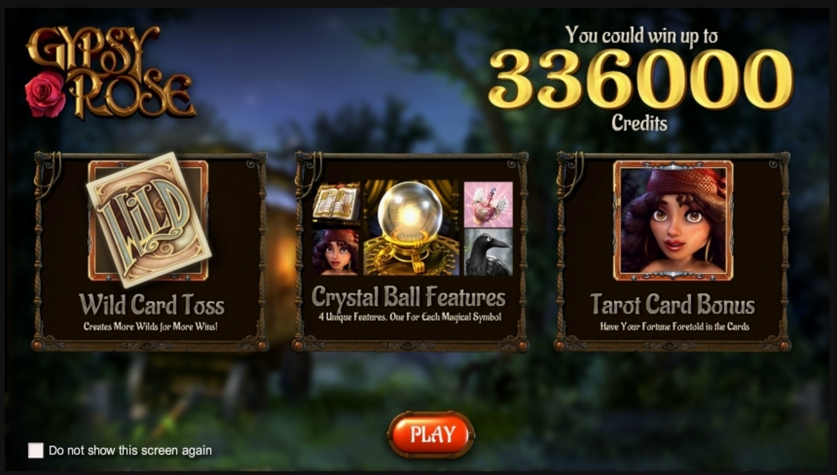 Play Gypsy Rose Free Casino Slot Game by Betsoft