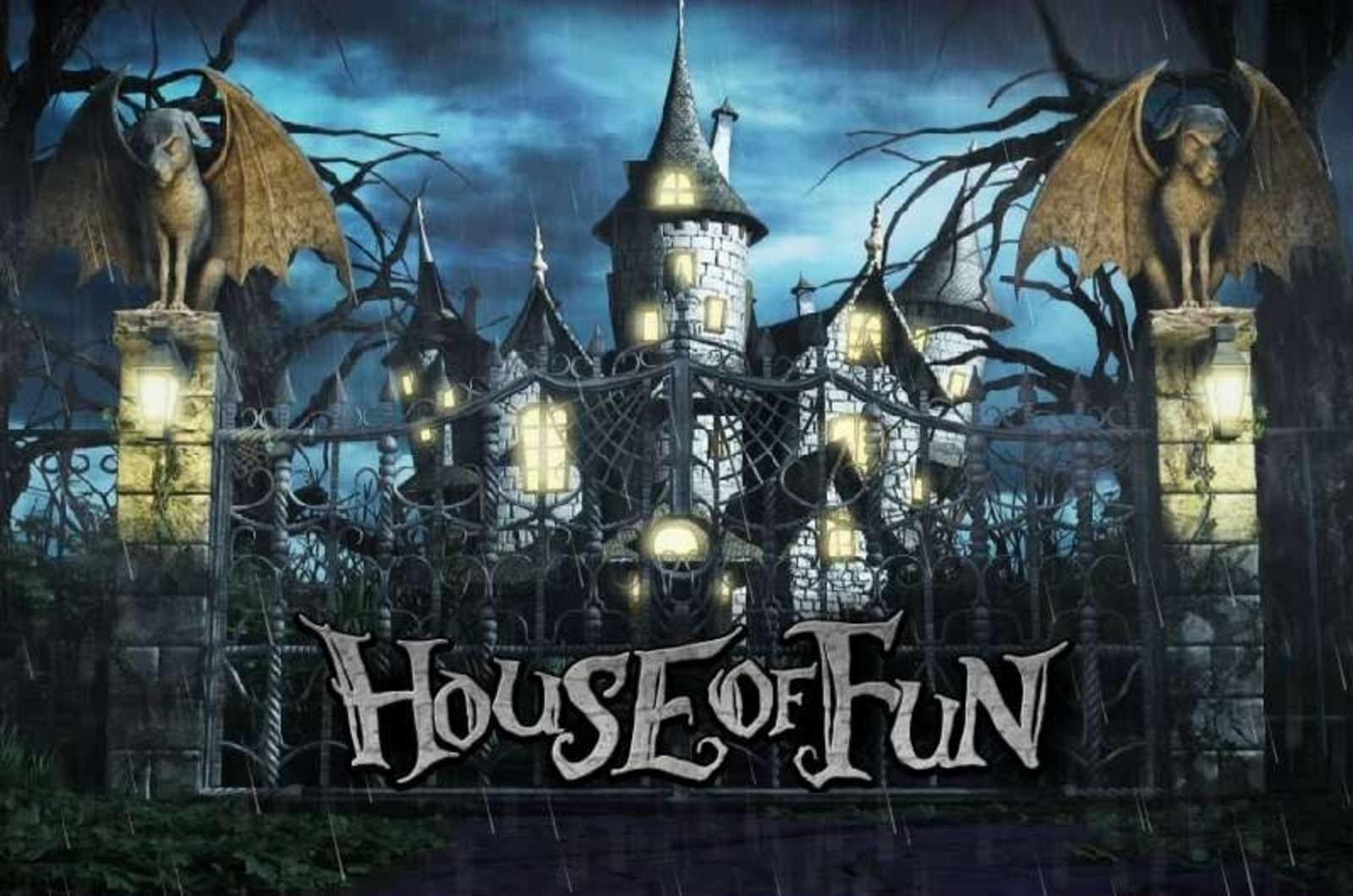 The House of Fun Online Slot Demo Game by Betsoft