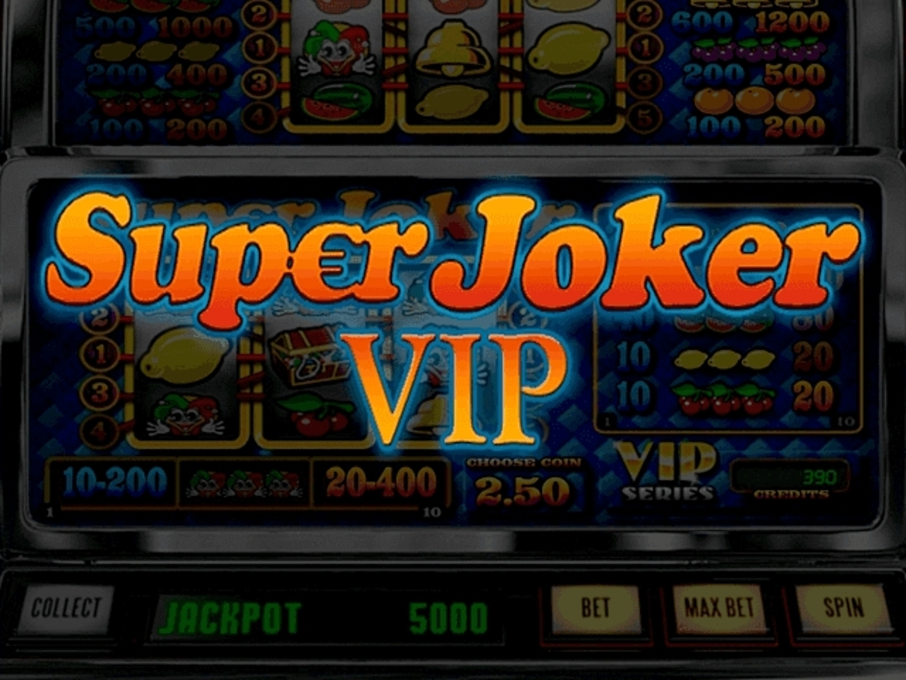 The Super Joker (Betsoft) Online Slot Demo Game by Betsoft