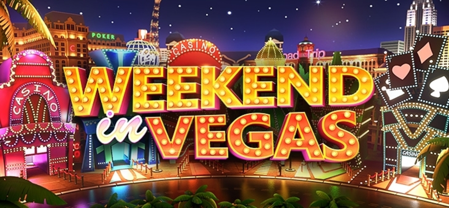 The Weekend In Vegas Online Slot Demo Game by Betsoft