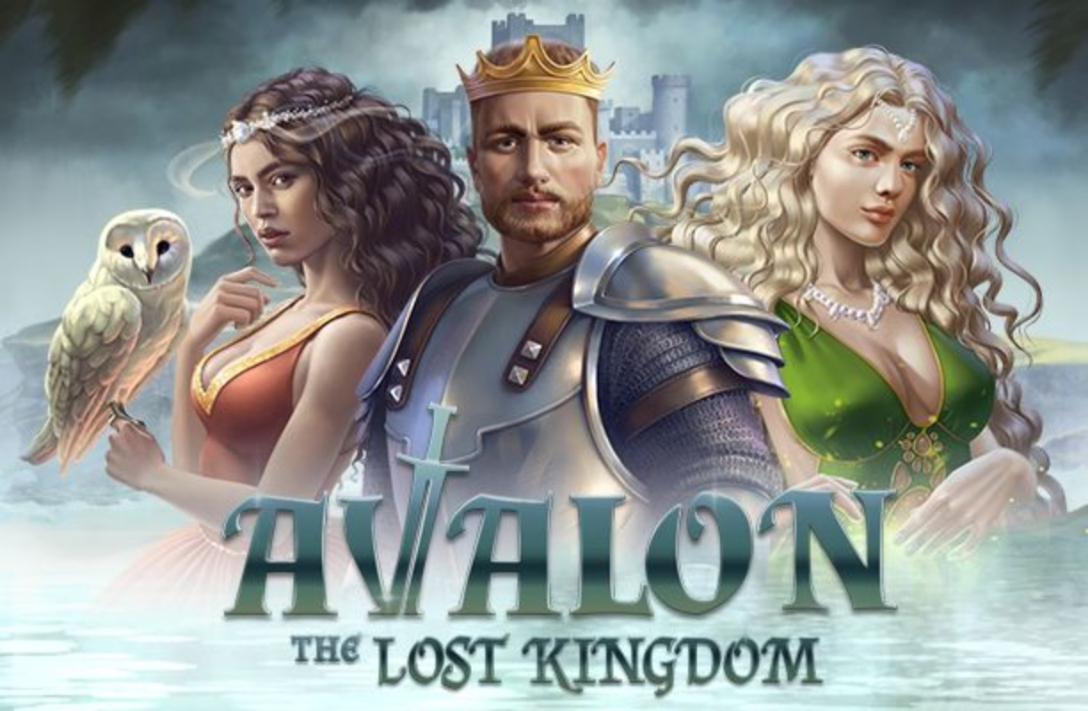 The Avalon The Lost Kingdom Online Slot Demo Game by BGAMING