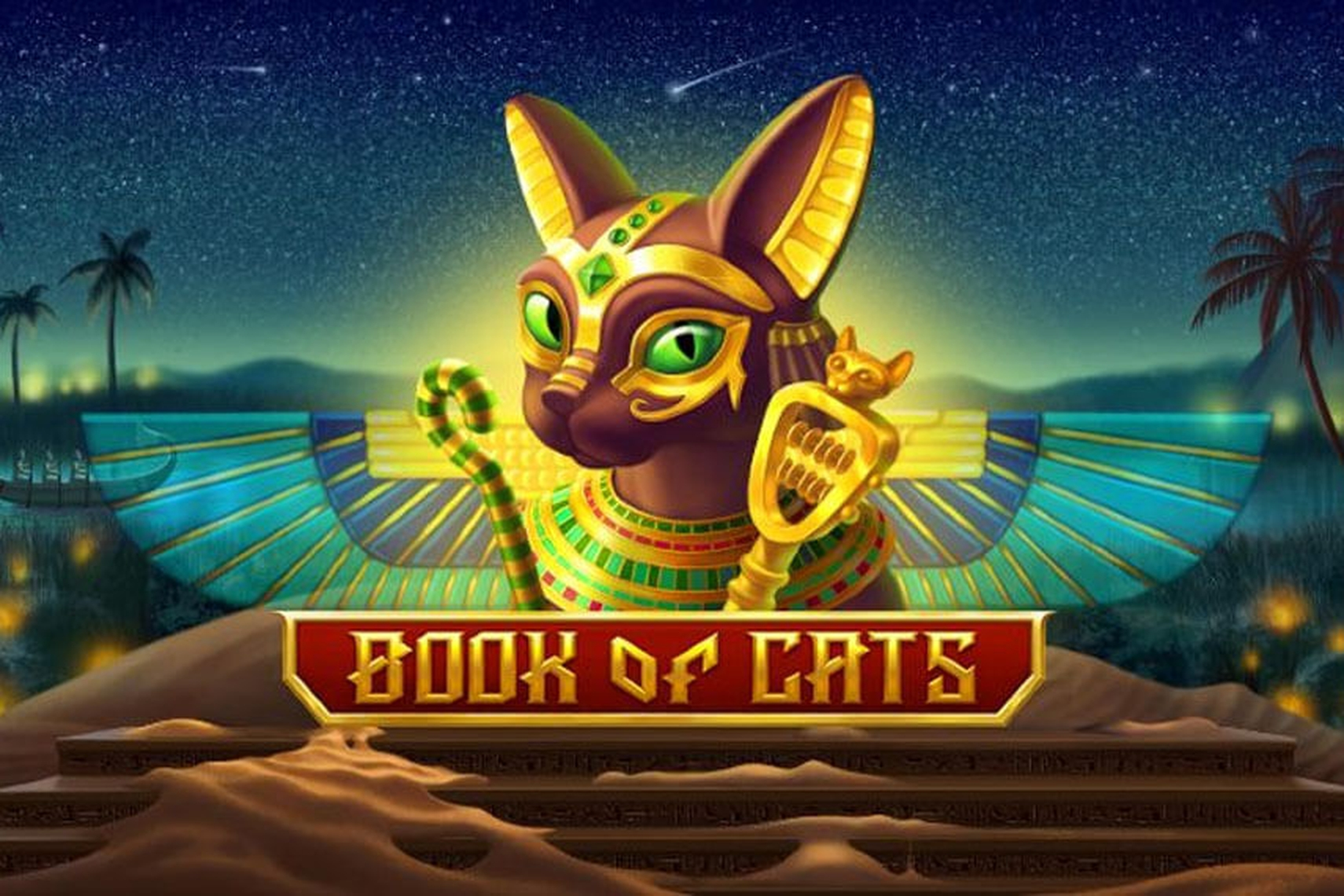 The Book Of Cats Online Slot Demo Game by BGAMING