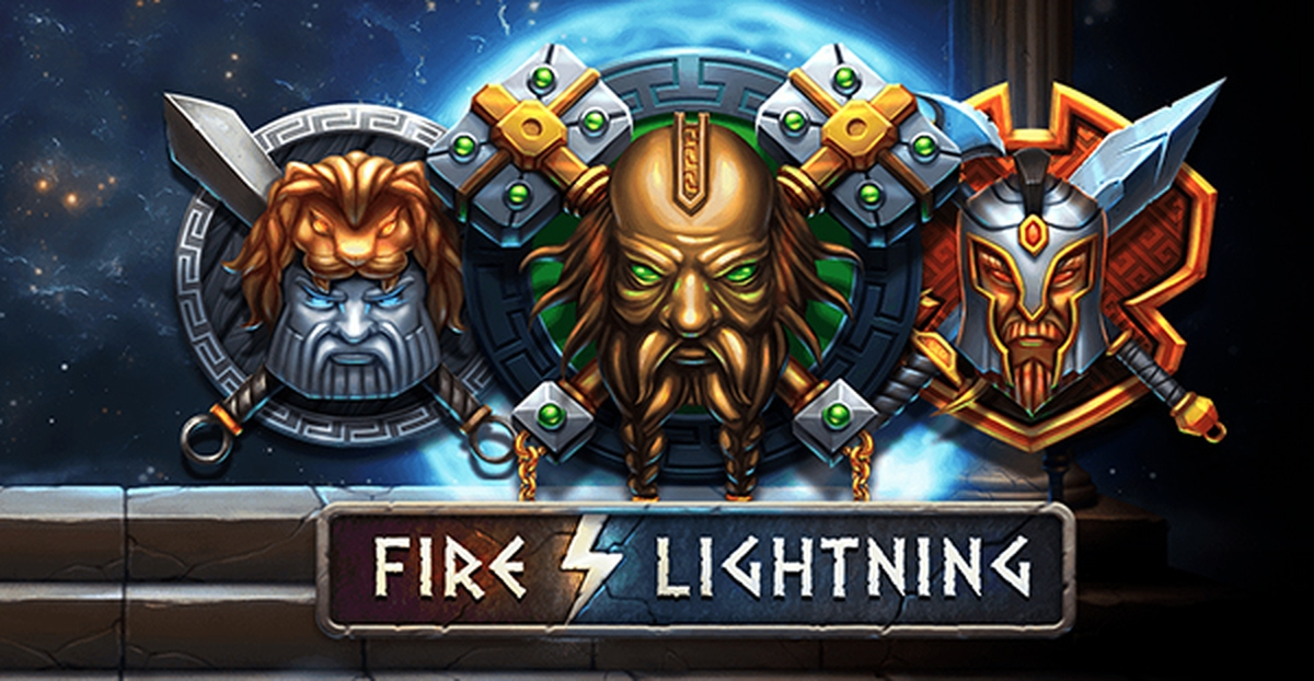 The Fire Lightning Online Slot Demo Game by BGAMING