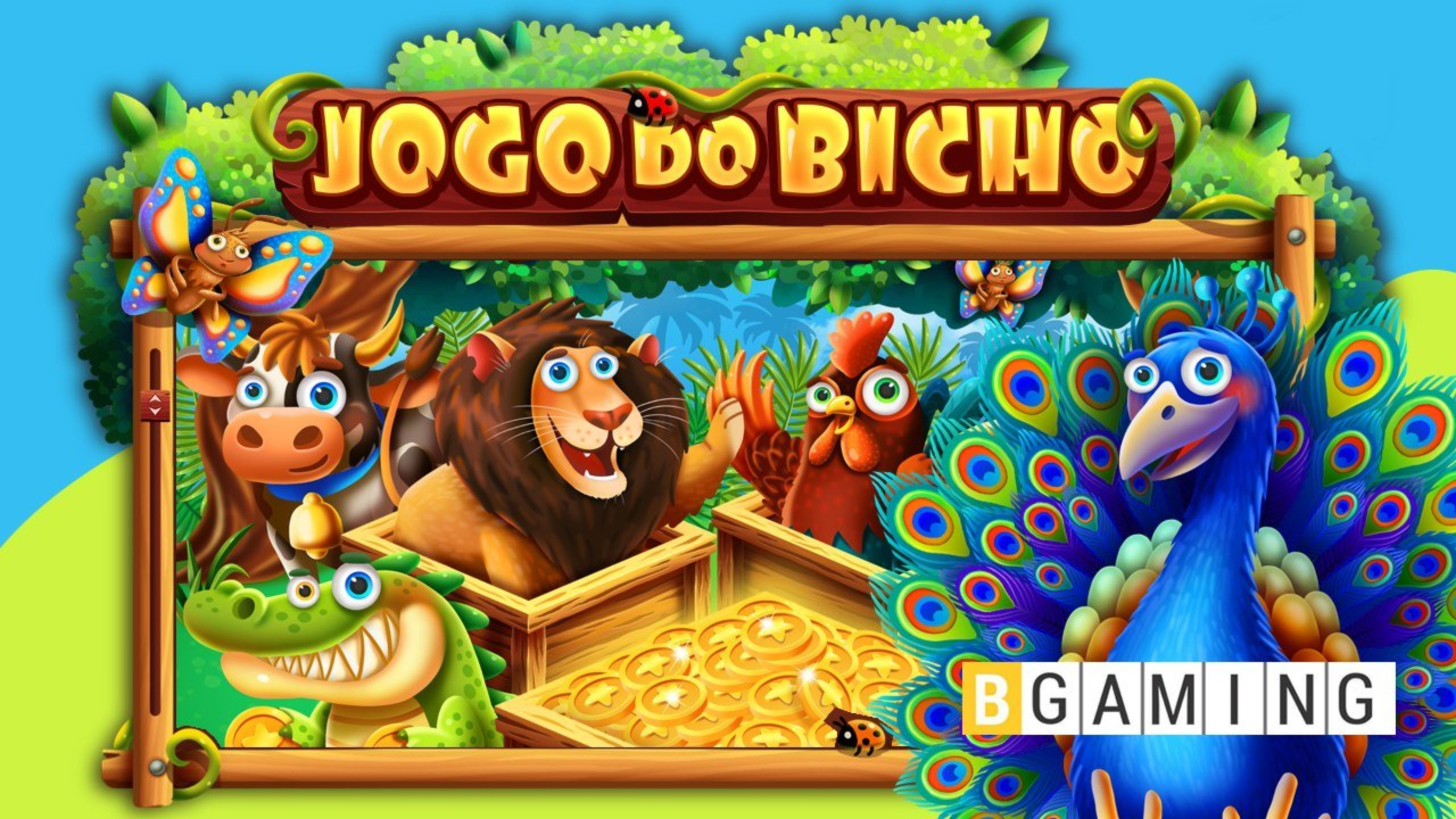 The Jogo do Bicho (BGAMING) Online Slot Demo Game by BGAMING