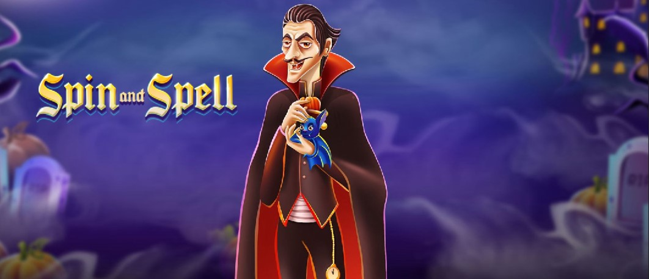 The Spin and Spell Online Slot Demo Game by BGAMING