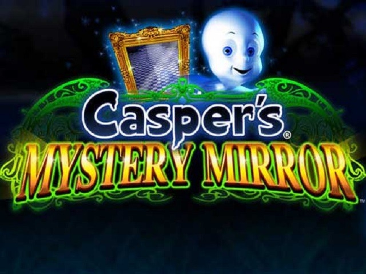 The Casper's Mystery Mirror Online Slot Demo Game by Blueprint Gaming