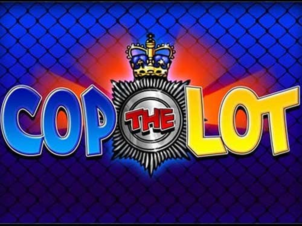 The Cop the Lot Jackpot King Online Slot Demo Game by Blueprint Gaming