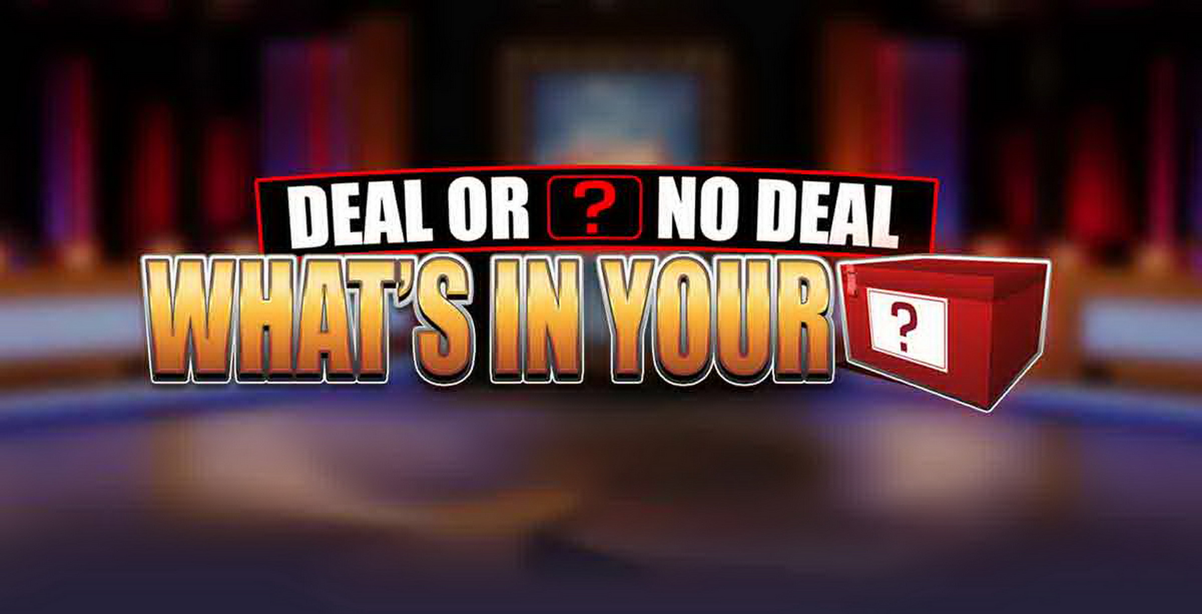 The Deal or No Deal: Go All The Way Online Slot Demo Game by Blueprint Gaming