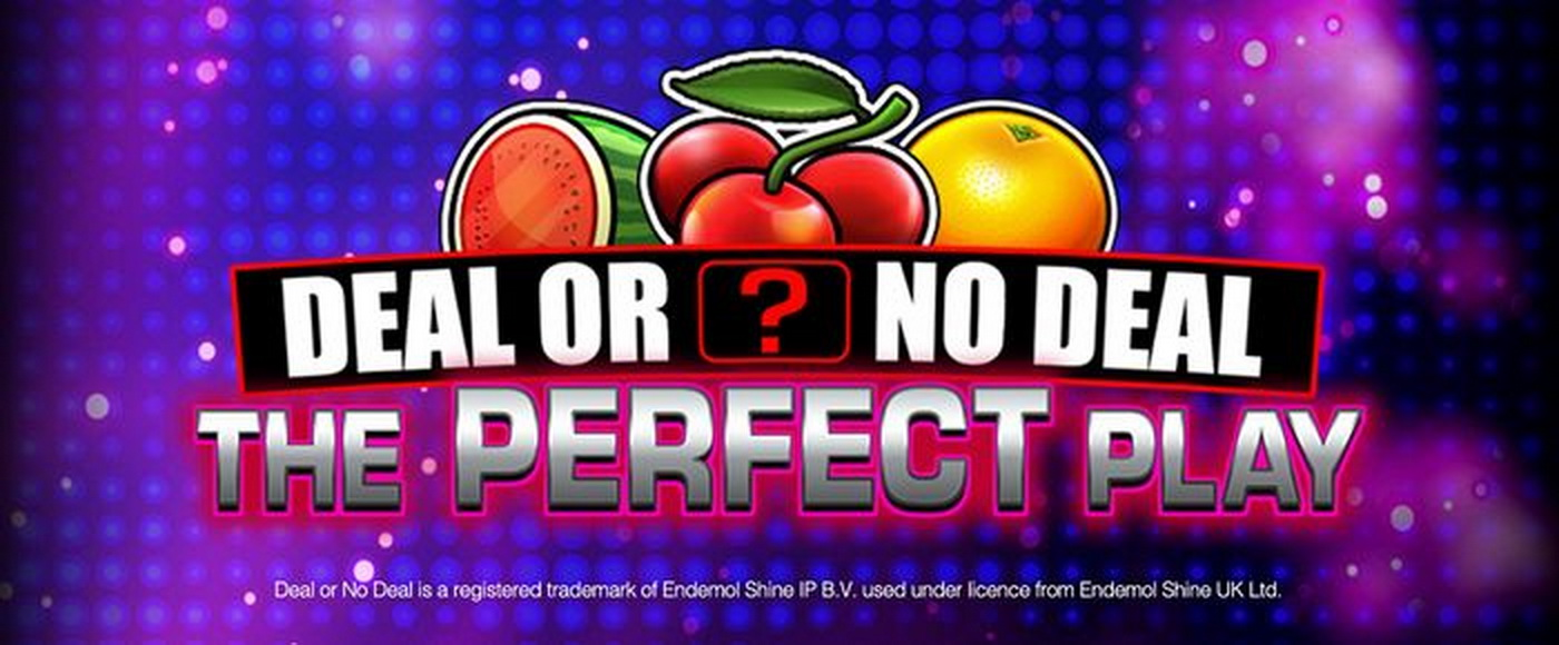 The Deal or No Deal: The Perfect Play Online Slot Demo Game by Blueprint Gaming
