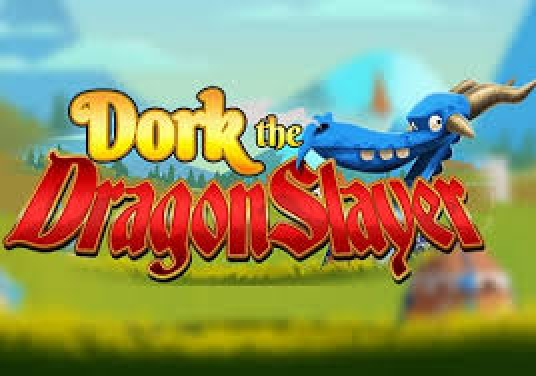 The Dork the Dragon Slayer Online Slot Demo Game by Blueprint Gaming