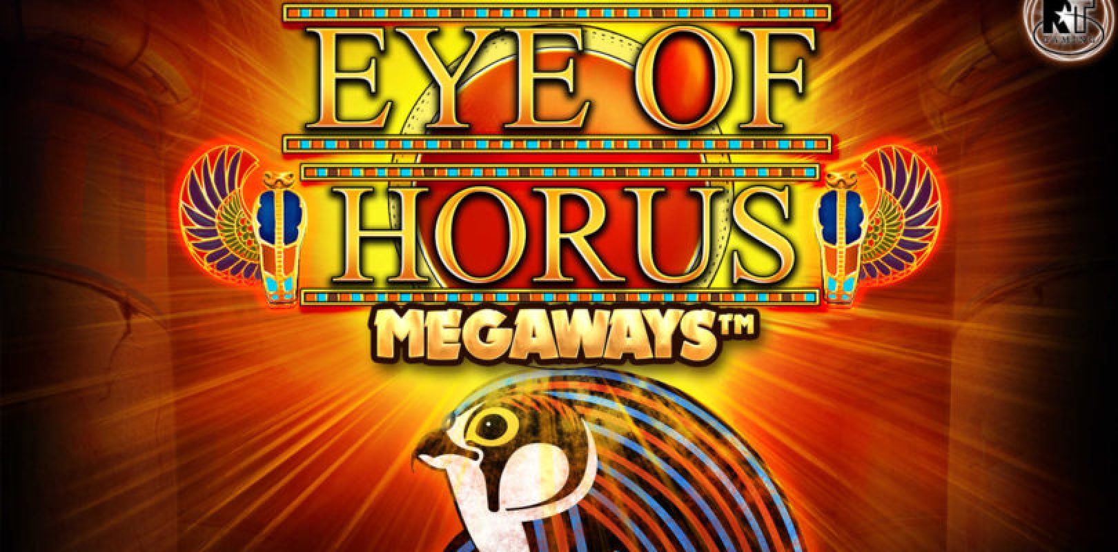 The Eye of Horus Megaways Online Slot Demo Game by Blueprint Gaming