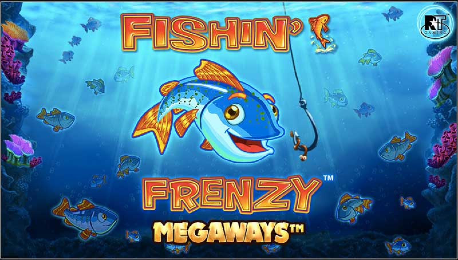 The Fishin' Frenzy Megaways Online Slot Demo Game by Blueprint Gaming