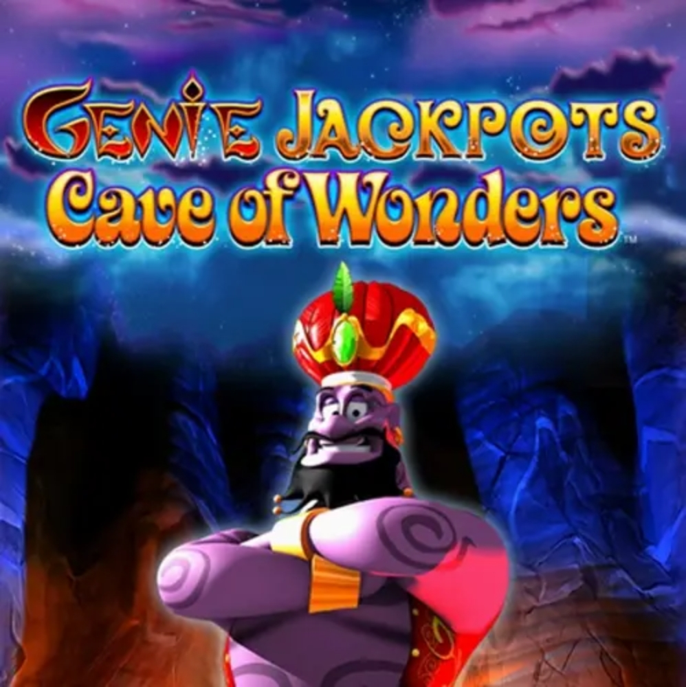 The Genie Jackpots Cave of Wonders Online Slot Demo Game by Blueprint Gaming