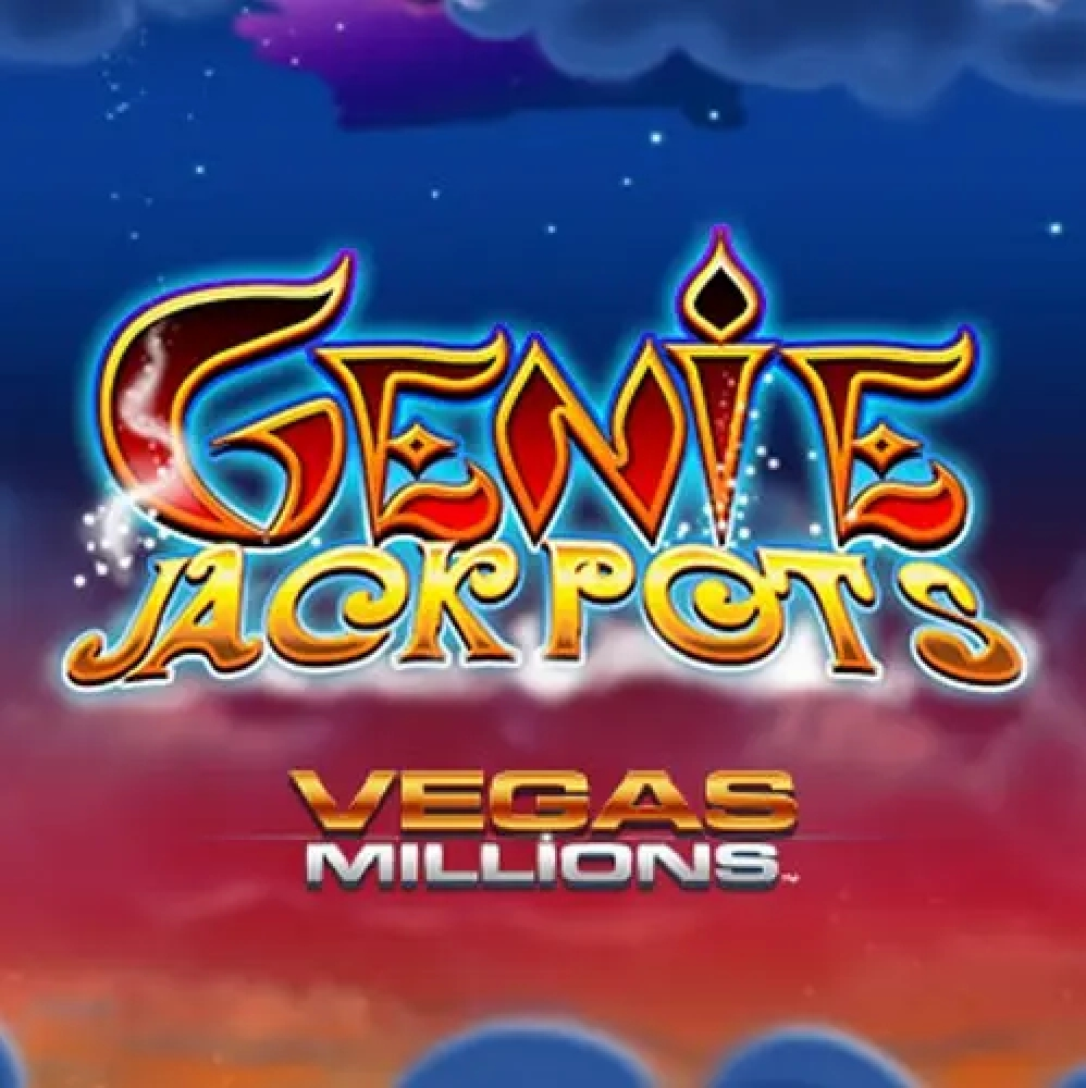 The Genie Jackpots Vegas Millions Online Slot Demo Game by Blueprint Gaming