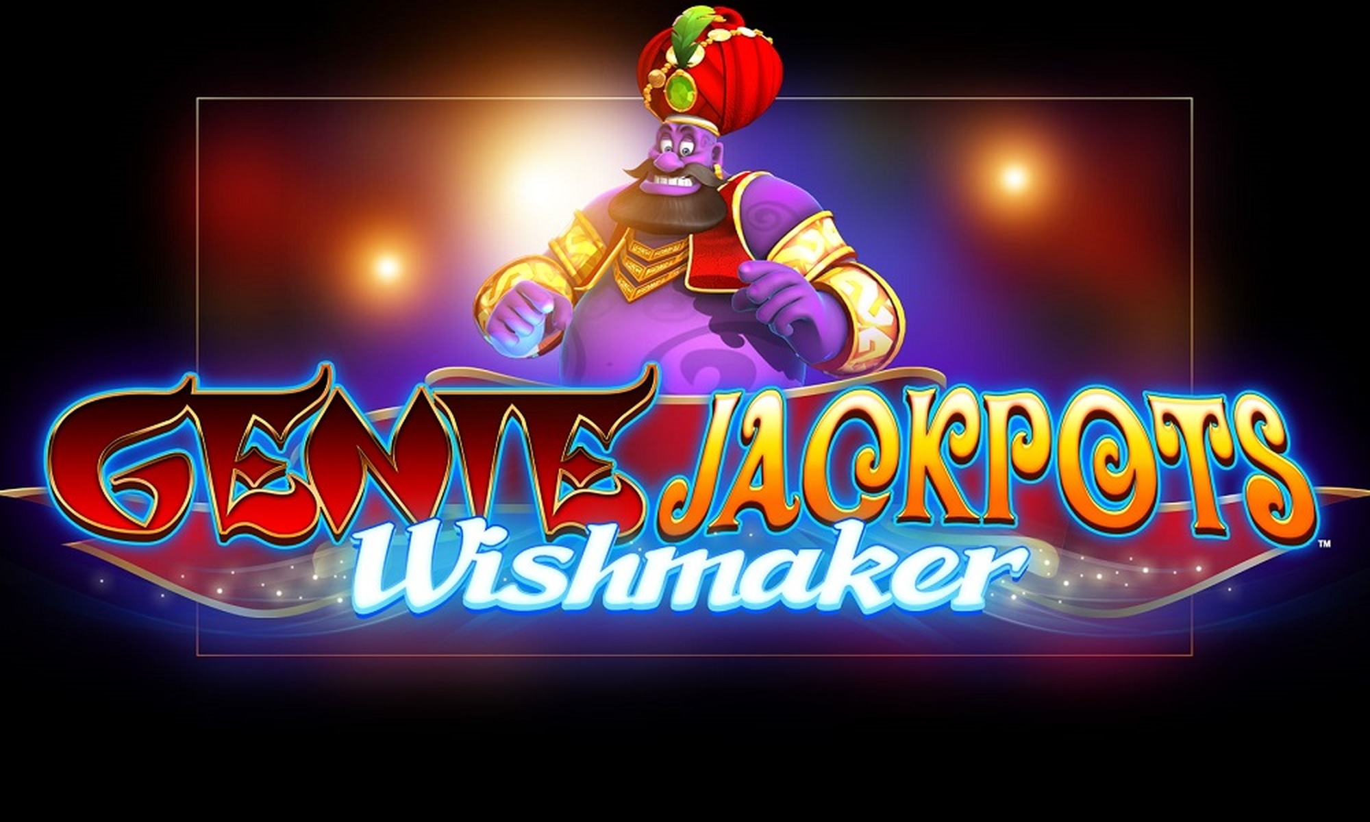 The Genie Jackpots Wishmaker Online Slot Demo Game by Blueprint Gaming