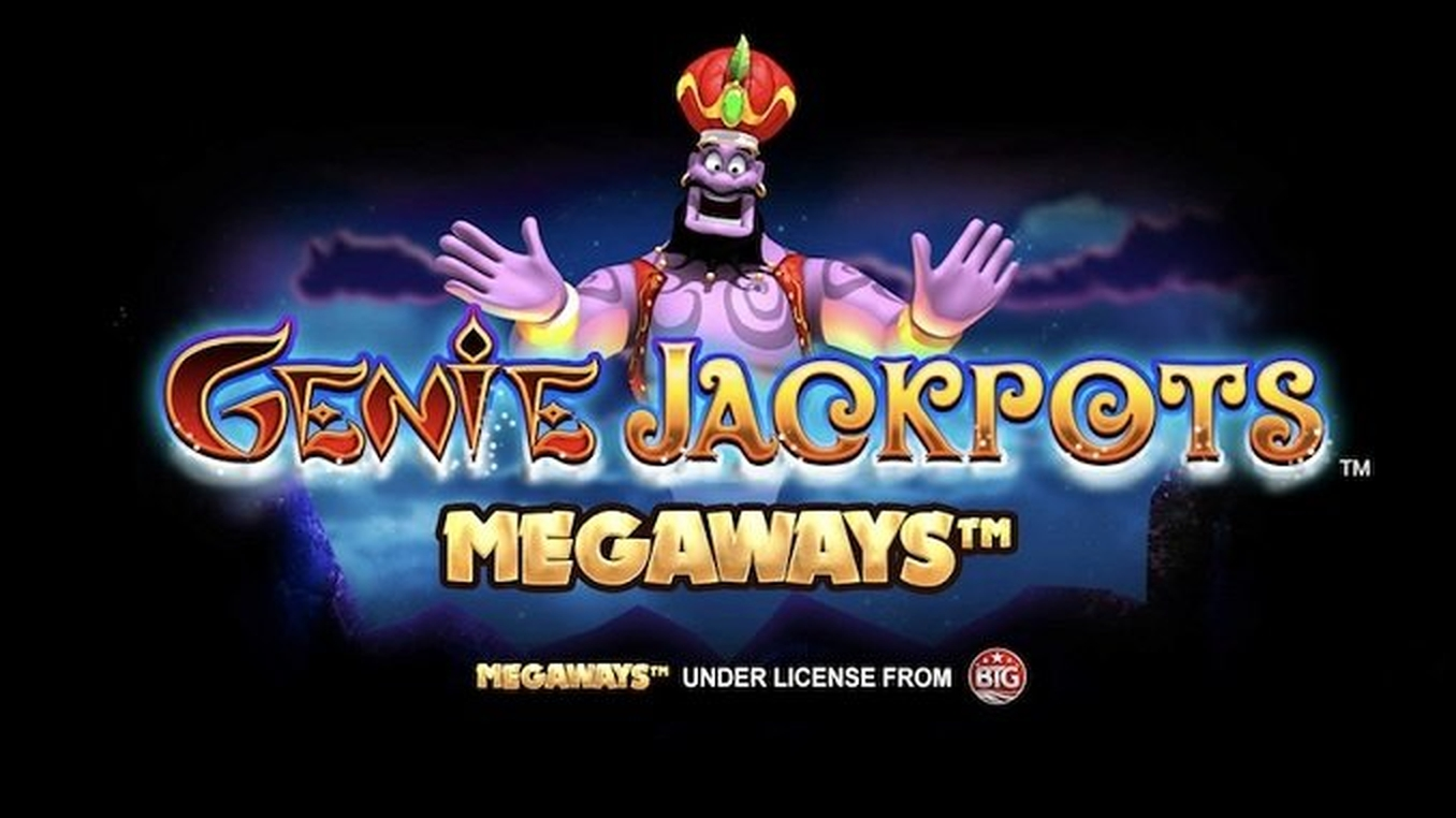 The Genie Jackpots Online Slot Demo Game by Blueprint Gaming
