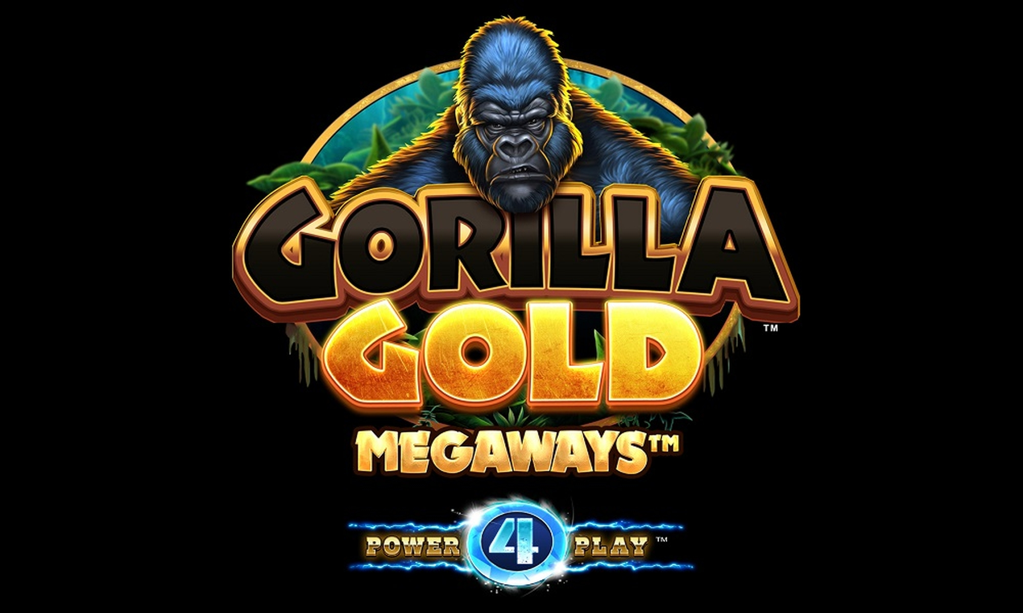The Gorilla Gold Megaways Online Slot Demo Game by Blueprint Gaming