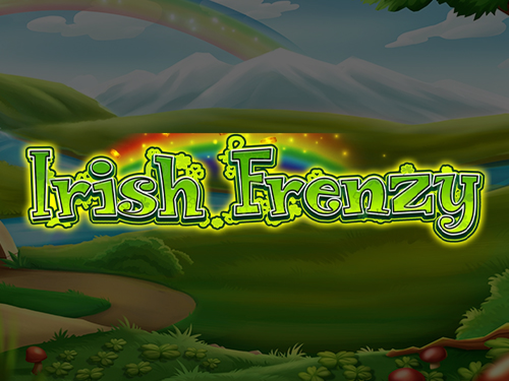 The Irish Frenzy Online Slot Demo Game by Blueprint Gaming