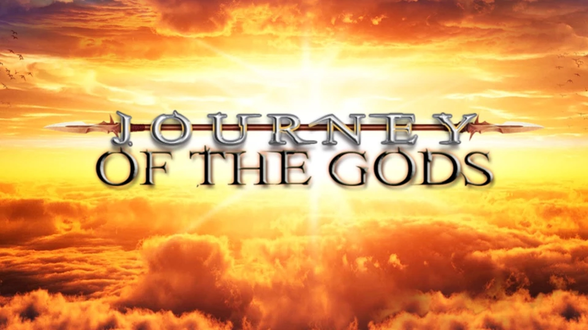 The Journey of the Gods Online Slot Demo Game by Blueprint Gaming