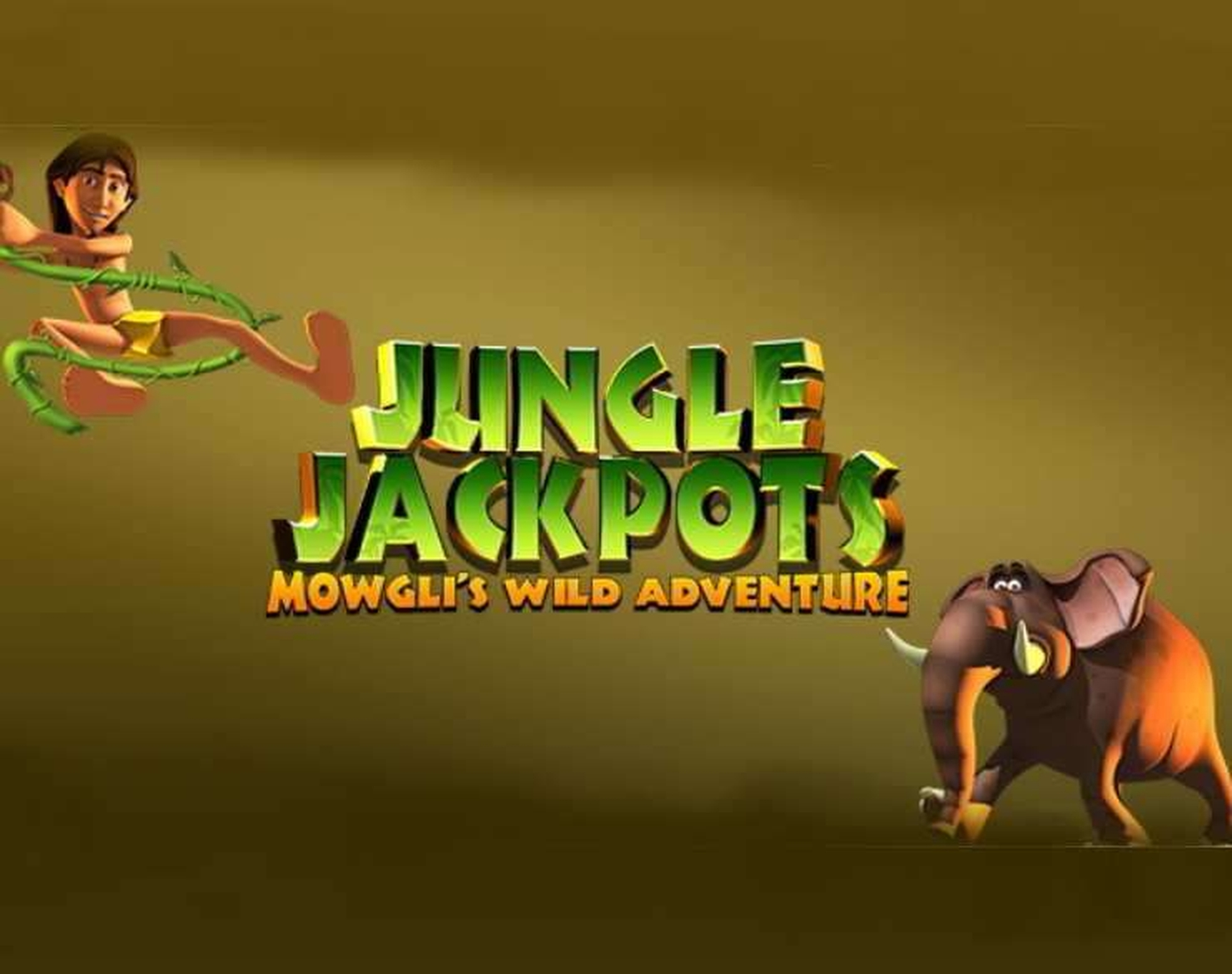 The Jungle Jackpots Online Slot Demo Game by Blueprint Gaming