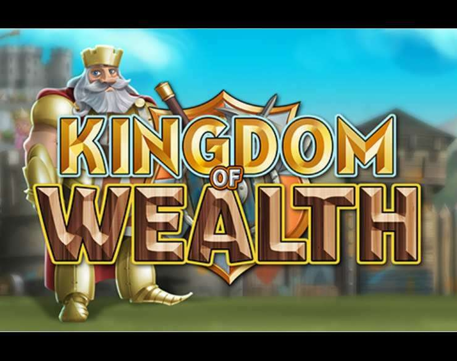 The Kingdom of Wealth Online Slot Demo Game by Blueprint Gaming