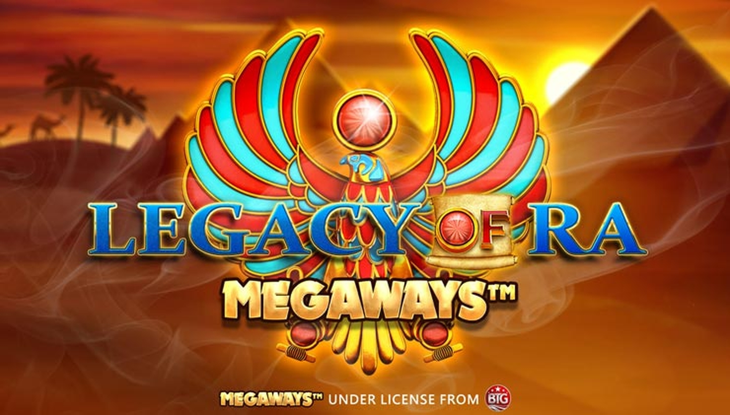 The Legacy of Ra Megaways Online Slot Demo Game by Blueprint Gaming