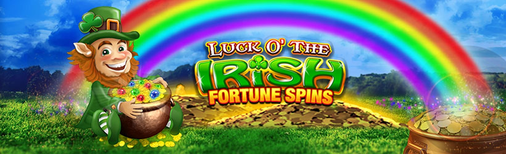 The Luck O' The Irish Fortune Spins Online Slot Demo Game by Blueprint Gaming