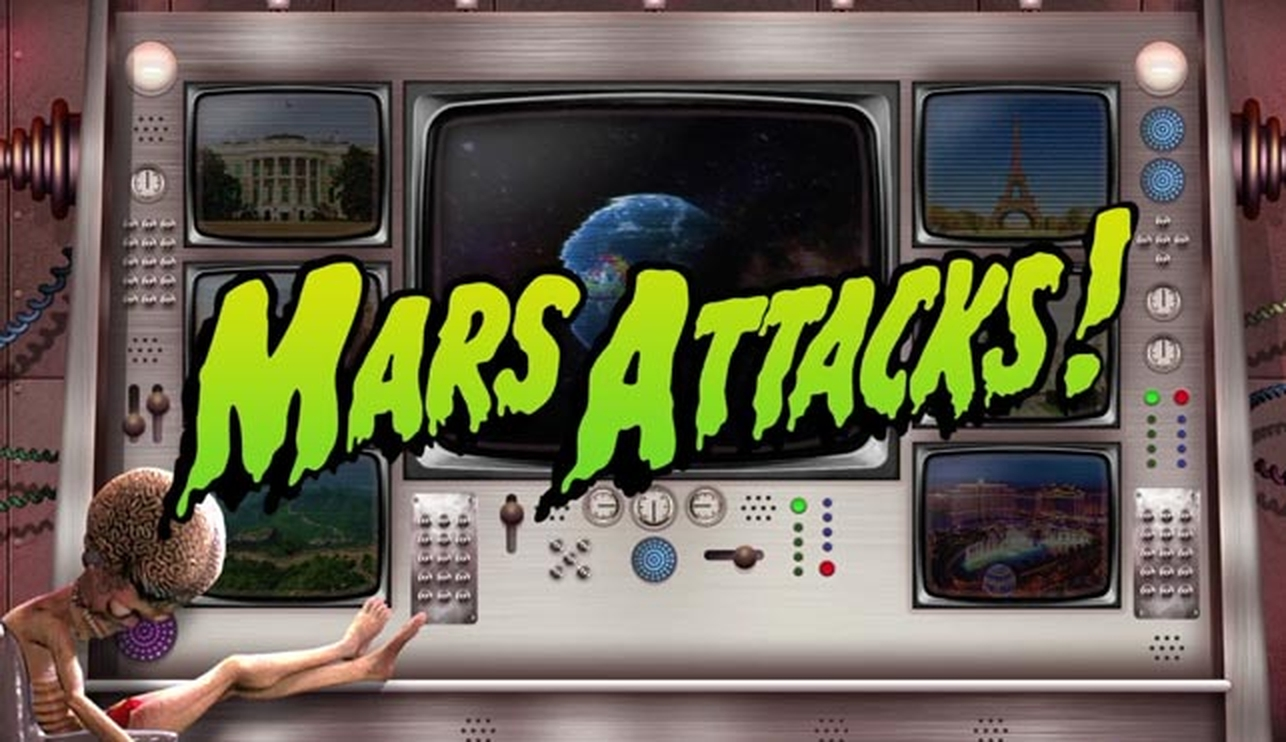 The Mars Attacks! Online Slot Demo Game by Blueprint Gaming