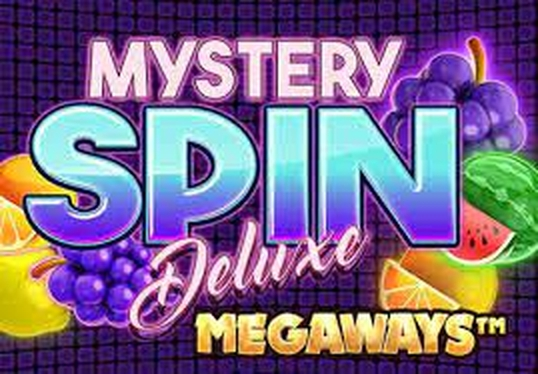 The Mystery Spin Deluxe Megaways Online Slot Demo Game by Blueprint Gaming