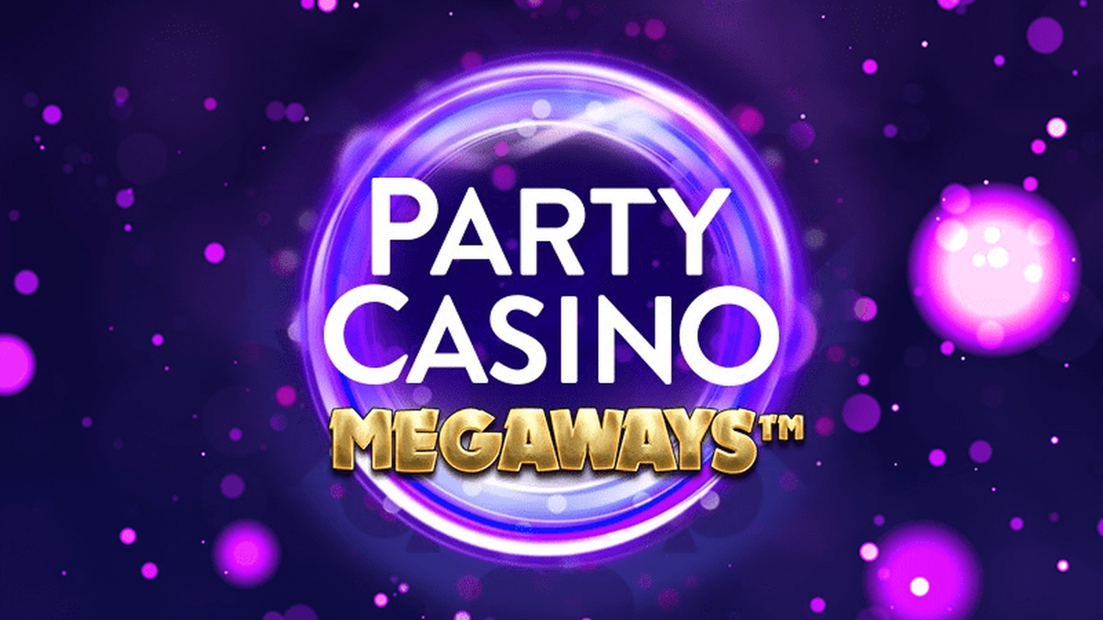The Party Casino Megaways Online Slot Demo Game by Blueprint Gaming