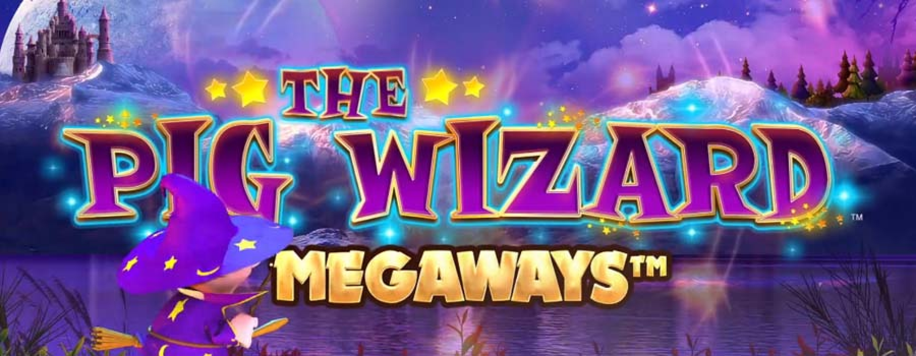 The Pig Wizard Megaways Online Slot Demo Game by Blueprint Gaming