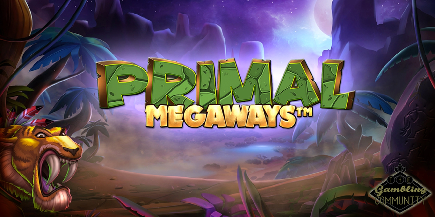 The Primal MegaWays Online Slot Demo Game by Blueprint Gaming