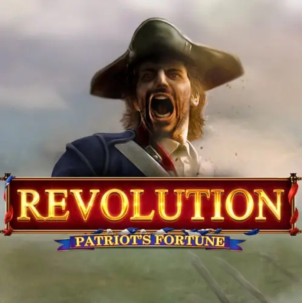 The Revolution Patriots Fortune Online Slot Demo Game by Blueprint Gaming