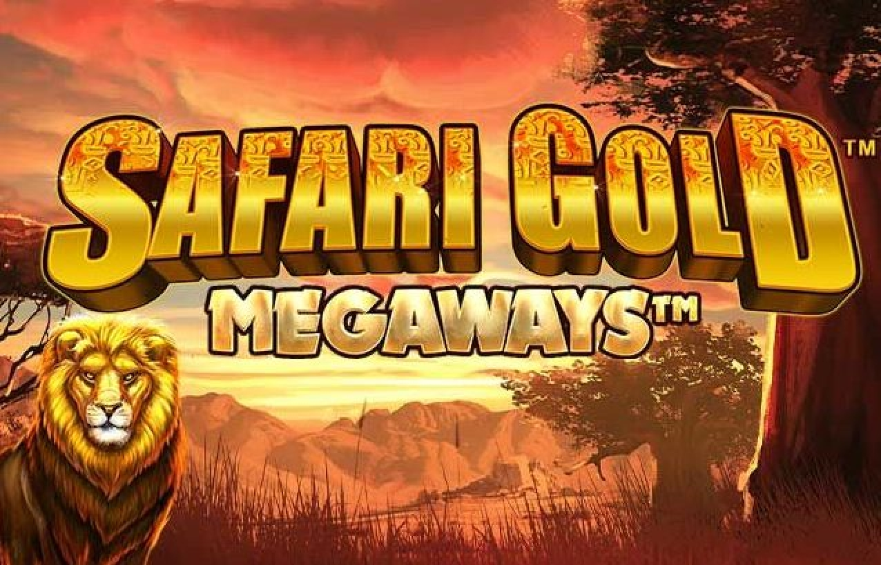 The Safari Gold Megaways Online Slot Demo Game by Blueprint Gaming