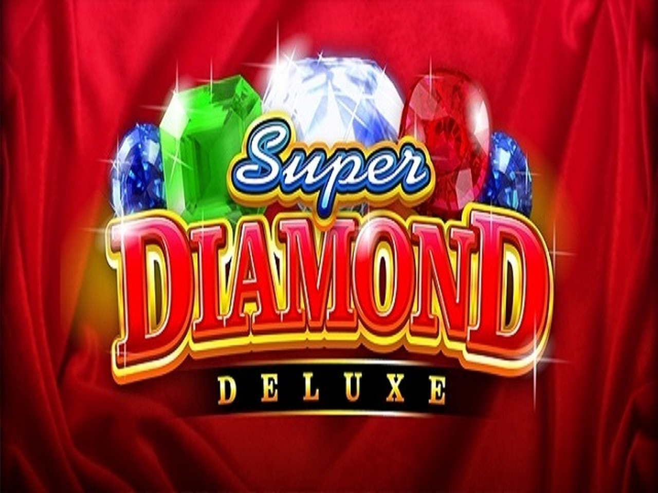 The Super Diamond Deluxe Online Slot Demo Game by Blueprint Gaming