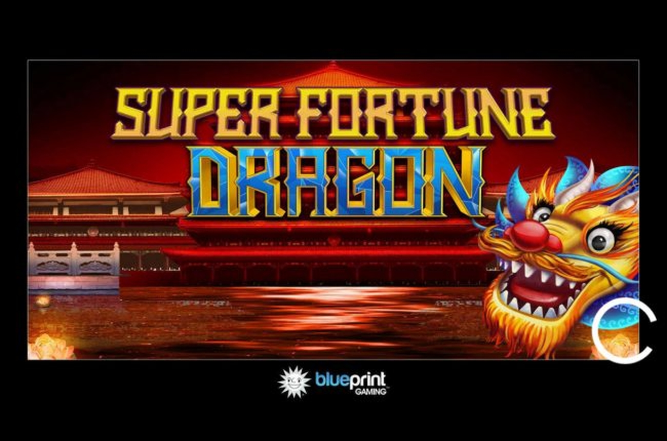 The Super Fortune Dragon Online Slot Demo Game by Blueprint Gaming